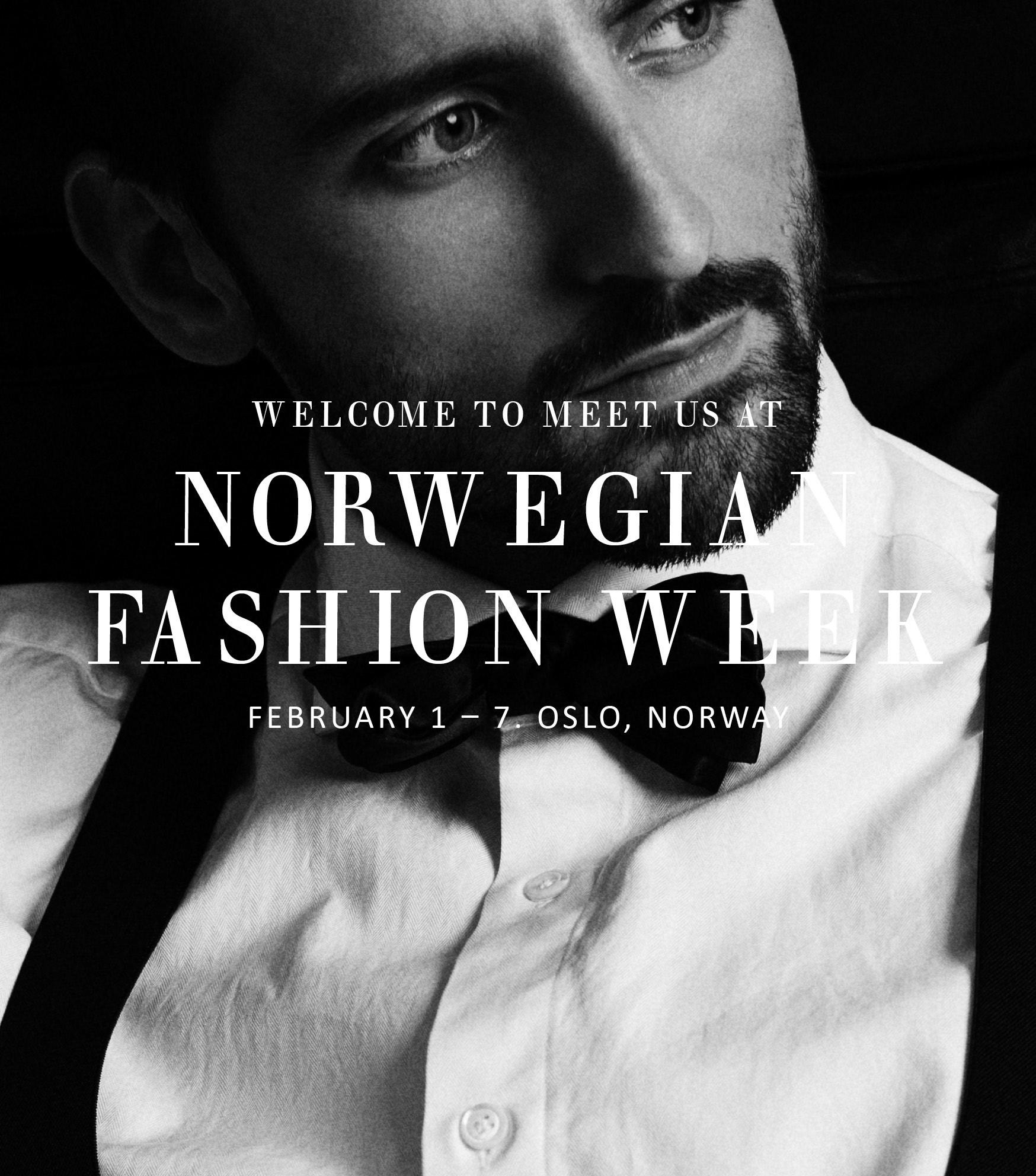 Norwegian Fashion Week Spring 2020